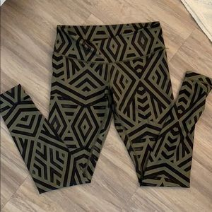 Lulu lemon winder under 7/8 legging